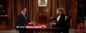Bashar's 'crazy' December interview with Barbara Walters