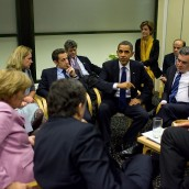 Make-or-Break Moments of Climate Conference Politics